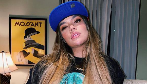 "Karol G rompió un nuevo récord en Spotify gracias a su tema ""Bichota"". (Foto: @karolg)"