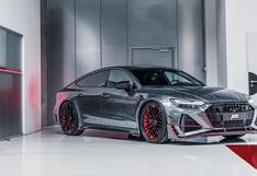 Audi RS7 Sportback 7: preparador alemán ABT presenta una versión más extrema   FOTOS