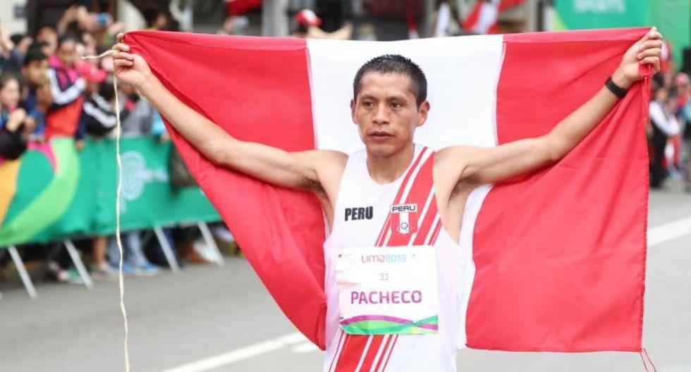 Christian Pacheco fue el primer peruano que clasificó de Lima 2019 a los Juegos Olímpicos Tokio 2020. (Foto: Gian Ávila/ GEC)