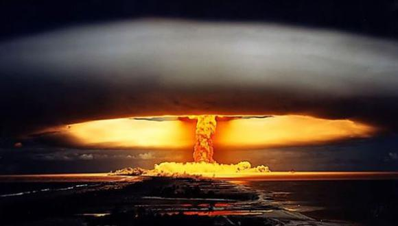 La bomba atómica soviética demasiado grande para ser usada de nuevo.