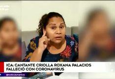 Cantante criolla, intérprete del tema 'Escucha a tu madre', falleció a causa de la COVID-19