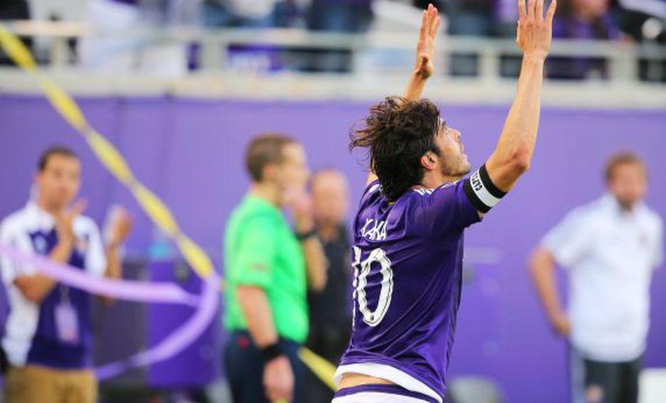 MLS: Kaká anotó con Orlando City y amargó a David Villa