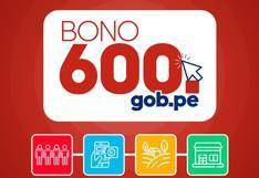 Bono 600 soles: consulta en este LINK si tu hogar es beneficiario del subsidio