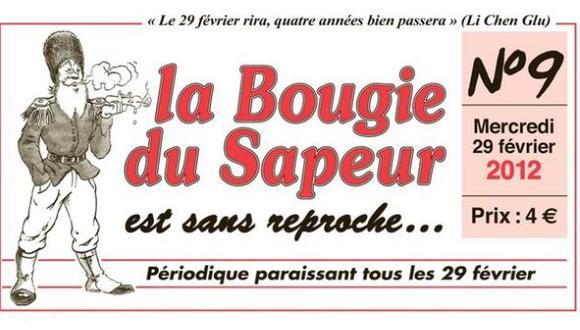 El diario francés que se publica cada 29 de febrero