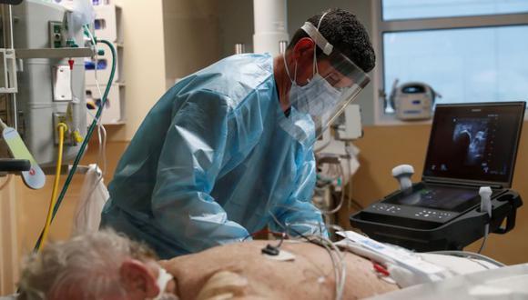 Coronavirus en Estados Unidos   Últimas noticias   Último minuto: reporte de infectados y muertos hoy, sábado 13 de marzo del 2021   Covid-19. (Foto: REUTERS/Shannon Stapleton).