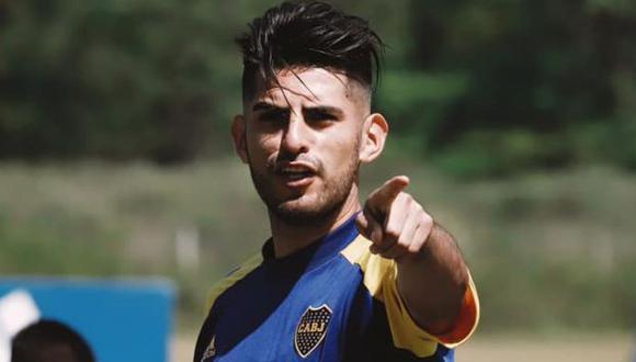 Carlos Zambrano tiene contrato con Boca Juniors hasta diciembre del 2022. (Foto: Boca Juniors)