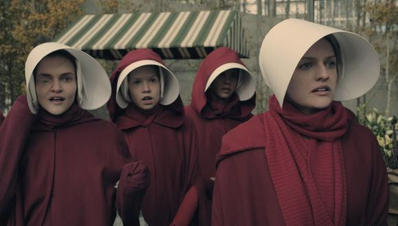 """La serie de """"El cuento de la criada"""" llegó a las pantallas en 2017 con una serie televisiva que hoy se puede ver en Amazon Prime. (Foto: Hulu)"""