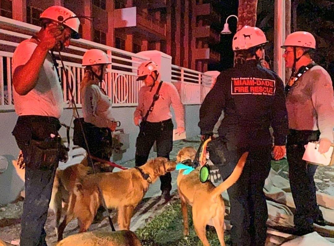 (Foto: Miami Dade Fire Rescue)