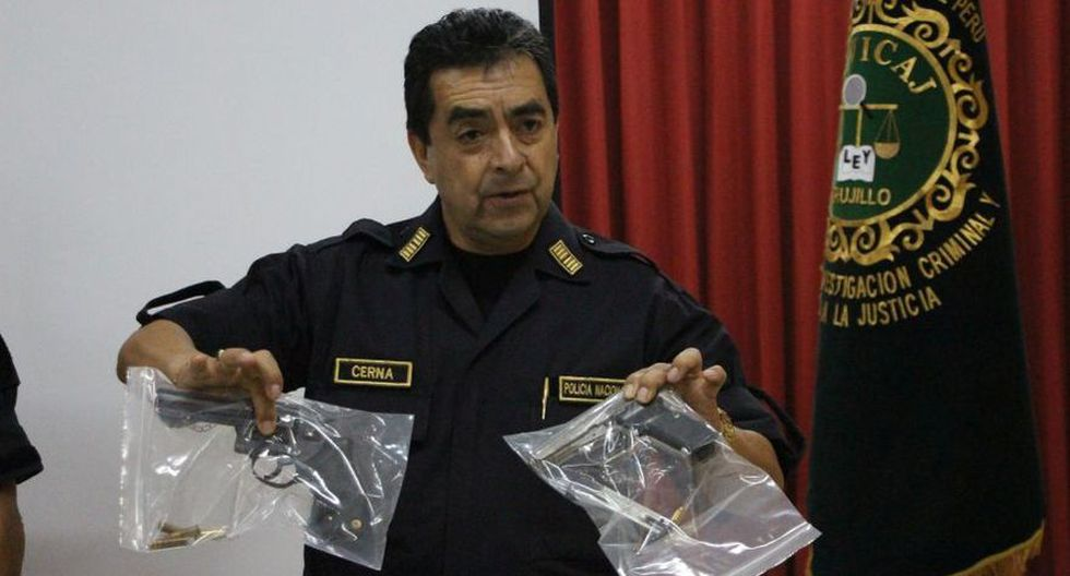 Trujillo: bandas usan balas reforzadas para incrementar daño - 1