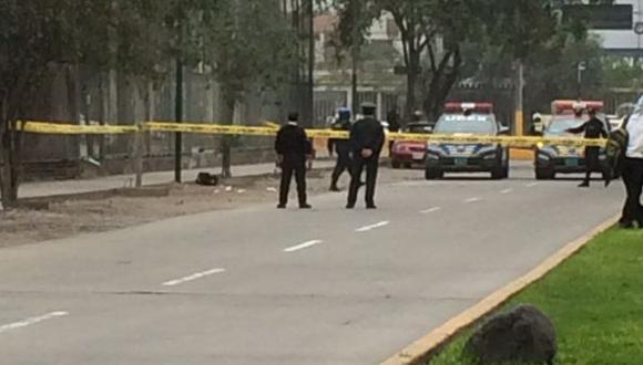 U. Ricardo Palma: alerta de bomba por maletín sospechoso