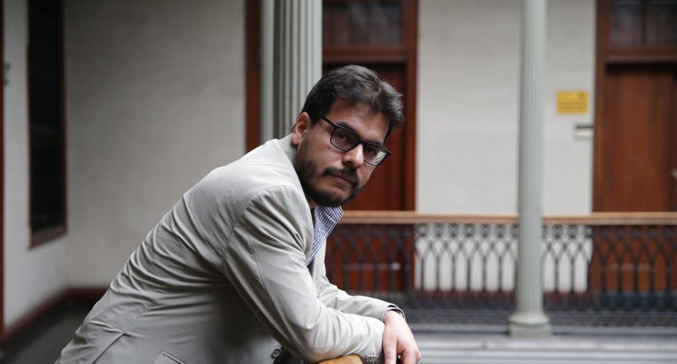"""José Luis Incio opinó que la elección del nuevo Congreso """"le dio a Vizcarra la razón"""" en la disolución del anterior. (Foto: Alonso Chero/GEC)"""