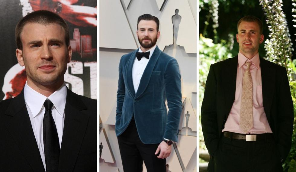 """Chris Evans, uno de los rostros más conocidos del cine, cumple 40 años este 13 de junio en medio de su gran éxito tras pertenecer a Marvel Studios como el """"Capitán América"""". (Foto: Gabriel Buoys / Tiziana Fabi / Mark Ralston / AFP)"""