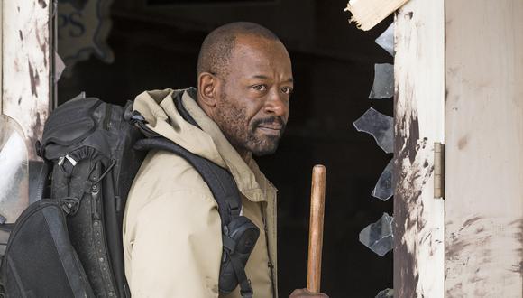 """Morgan Jones (Lennie James) continúa en su camino de no matar en la nueva temporada de """"Fear The Walking Dead"""". (Foto: AMC)"""