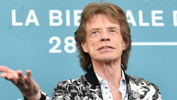 Mick Jagger le regala a su joven novia una casa en Florida por Navidad. (Foto: AFP/Alberto Pizzoli)