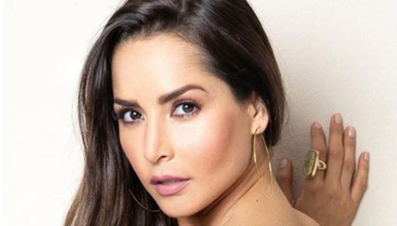 Carmen Villalobos tendrá un nuevo reto en su carrera y se trata de su primer papel antagónico (Foto: Instagram / Carmen Vilalobos)