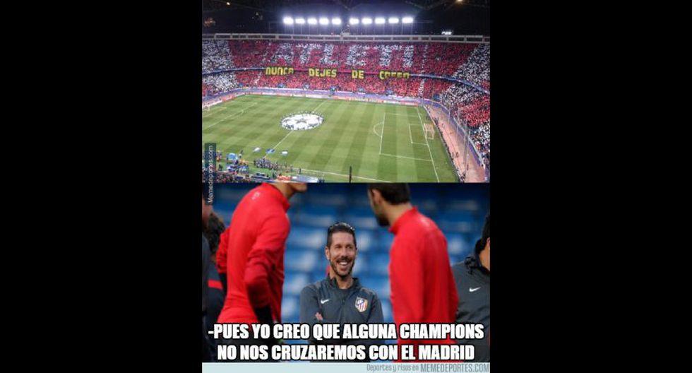 Real Madrid vs. Atlético Madrid: los memes de la semifinal - 37