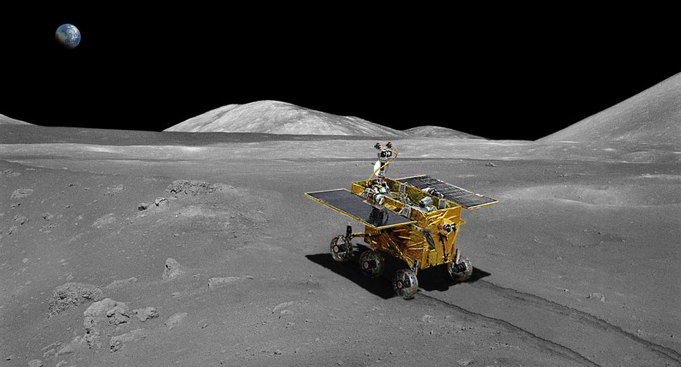 Este año, la misión china Chang'e 4 logró llegar a la cara oculta de la Luna por primera vez en al historia. (Foto: Chang'e 4)