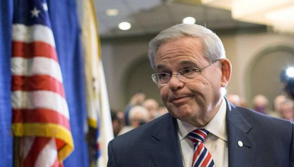 EE.UU.: Acusan de corrupción al senador hispano Bob Menéndez