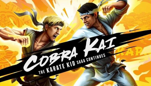 Cobra Kai: The Karate Kid Saga Continues se lanzará para PS4, Xbox One y Nintendo Switch. (Difusión)