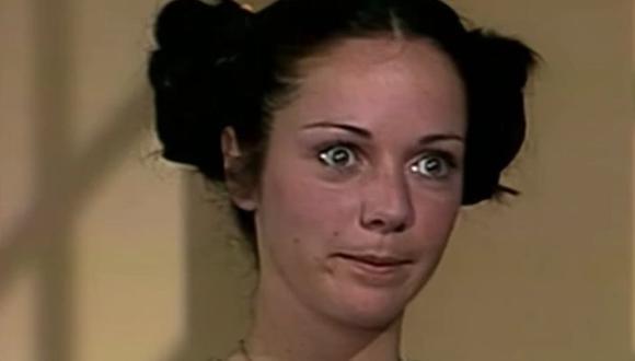 """Patty fue la niña dulce y simpática del popular programa """"El Chavo del 8"""". (Foto: Televisa)"""