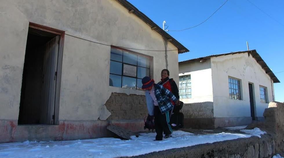 Arequipa también padece las bajas temperaturas [FOTOS] - 4