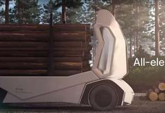 Youtube: ¿Es este el futuro de los camiones eléctricos y autónomos?