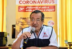 Gobernador de Madre de Dios: acciones rápidas redujeron contagios en la región