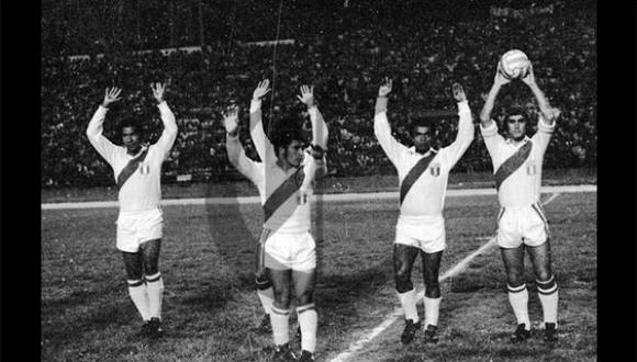 Perú venció 3-1 a Brasil en el Mineirao por las semifinales de la Copa América de 1975