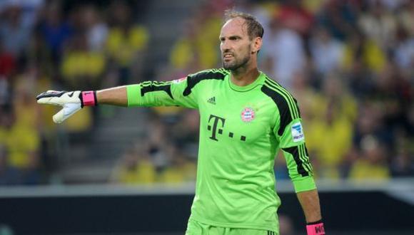 Bayern Múnich: el arquero que jugó 7 partidos y ganó 13 títulos