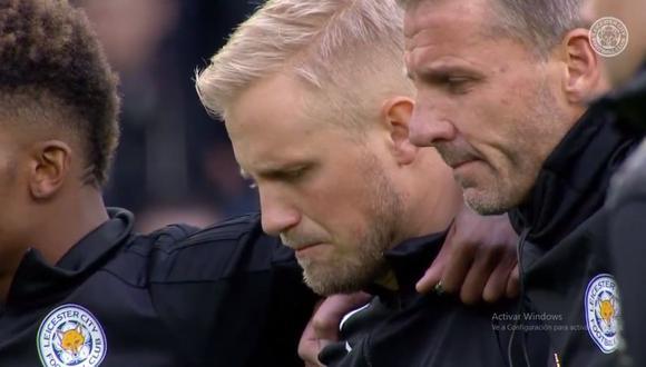 Leicester vs. Cardiff se midieron este sábado por una nueva fecha de la Premier League. El Cardiff City Stadium presentó un emotivo minuto de silencio previo al inicio del duelo (Video: Leicester City)
