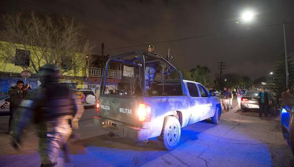 A principios de octubre, el Gobierno mexicano reportó 4.092 fosas clandestinas desde 2006 con casi la mitad en solo cinco estados: Veracruz, Tamaulipas, Guerrero, Sinaloa y Zacatecas. (Foto referencial / EFE / Miguel Sierra / Archivo)