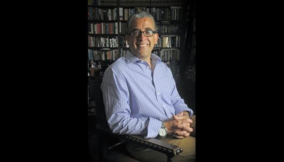 El físico peruano Luis Felipe Delgado-Aparicio Villarán. (Foto: PPPL/U. Princeton/Claudia Cisneros)