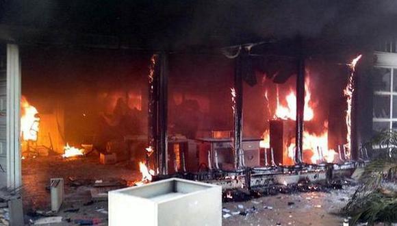 Desaparecidos en México: Incendian la alcaldía de Iguala