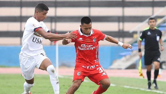 San Martín y Cienciano jugaron en el Miguel Grau (Foto: Liga 1)