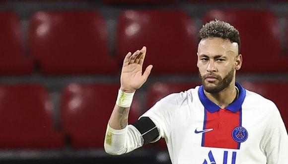 Neymar sueña con jugar al lado de Cristiano Ronaldo. (Foto: AP)