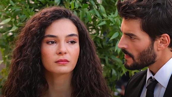 """Hercai"" es una telenovela turca protagonizada por Akın Akınözü y Ebru Şahin. (Foto: IMDB)"