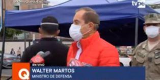 Coronavirus en Perú: Ministro Martos recomienda no permitir actividades nocturnas hasta controlar la pandemia