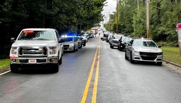Tiroteo en Winston-Salem, Estados Unidos: Un estudiante muere por disparos de otro escolar en una secundaria de Carolina del Norte | Mount Tabor