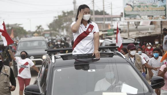 (Foto: César Campos/El Comercio)