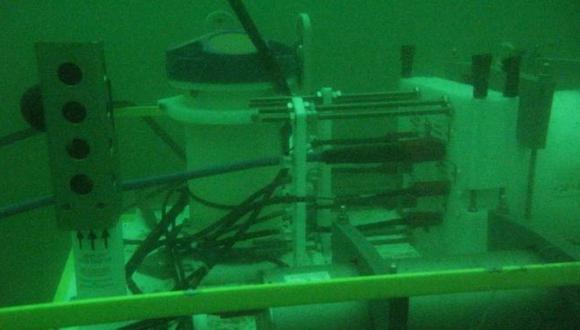 El observatorio submarino fue instalado a fines de 2016 a 22 metros de profundidad sobre el lecho del mar Báltico. (Foto: FORSCHUNGSTAUCHERZENTRUM CAU)
