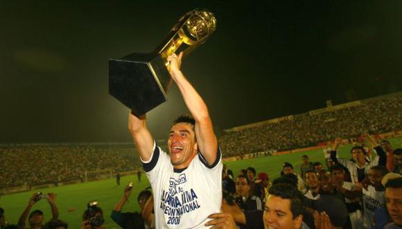 Fernando Martel jugó en Alianza Lima en la temporada 2006 (USI)