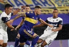 Boca Juniors vs. Gimnasia: resumen, goles y fotos del duelo por la Copa de la Liga Profesional