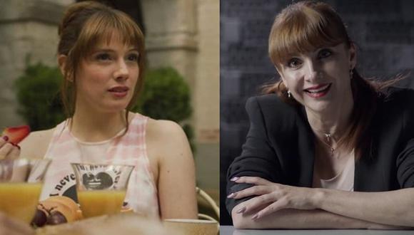 """La duda que tiene locos a los fans de """"La casa de papel"""": ¿La inspectora 'Alicia Sierra' y 'Tatiana', la novia de 'Berlín', tienen algún tipo de relación?"""