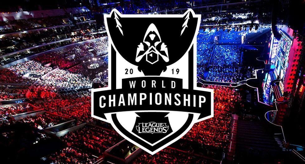 El League of Legends World Championship 2019 se realizará en Europa entre octubre y noviembre. (Difusión)