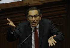 Martín Vizcarra en su propio laberinto: Sus versiones sobre Antonio Camayo, reunión con fiscales y el 'Vacunagate'