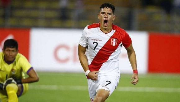 Yuriel Celi integró las categorías sub 15, sub 17 y sub 23 de la selección peruana. (Foto: GEC)