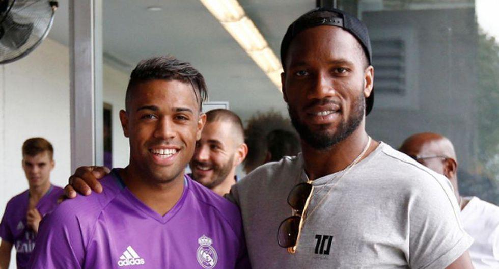 """Didier Drogba en Real Madrid: """"Cristiano merece Balón de Oro"""" - 8"""