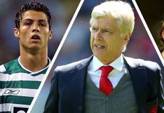 Arsene Wenger rememoró la vez en que intentó fichar a Cristiano Ronaldo y Leo Messi para el Arsenal