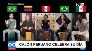 Día del Cajón Peruano: como parte de la cultura afroperuana
