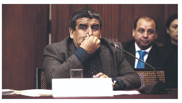 Humberto Acuña Peralta es investigado por presuntos delitos de colusión agravada y cohecho pasivo propio (Foto: GEC)